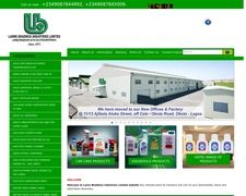 LANRE BHADMUS INDUSTRIES LIMITED