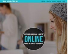 Learn Russian Via Skype