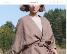 Linenfoxclothes.com