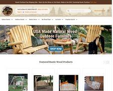JHEs Log Furniture Place