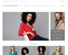 Lola & Sophie Online Store
