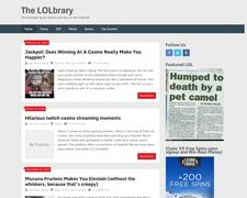 The LOLbrary