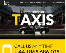 London Oxford Taxis