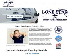 Lone Star Carpet Care And Restoration