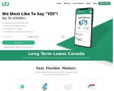 Long Term Loans Canada