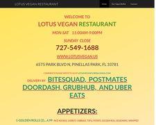 Lotusvegan.us