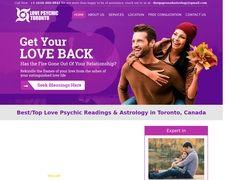 Love Psychic Toronto