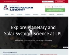 Lunar And Planetary Laboratory