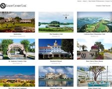 Luxury Country Clubs