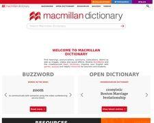 Macmillan Dictionary