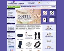 Magnetic Bracelets & Magnetic Jewelry
