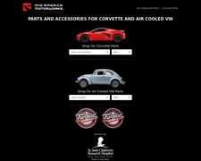 Corvette And Air Cooled VW Parts And Accessories