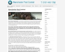 Manchester Pest Control