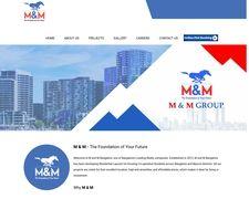 M & M Bangalore