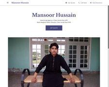 Mansoor-hussain.business.site