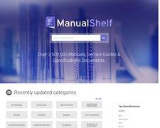ManualShelf