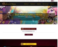 Maplestory2 Mesos