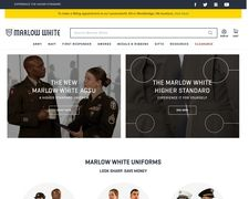 Military Uniforms by Marlow White