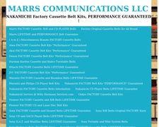 Marrs Communications