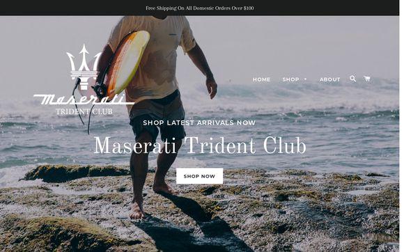 Maserati Trident Club