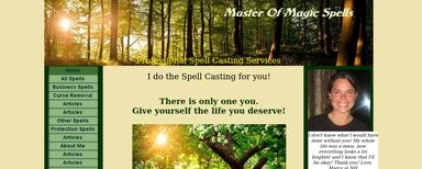 Master Of Magic Spells