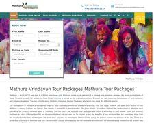 Mathuravrindavantourpackages.com