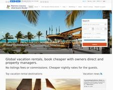 Mauritius Connecting Global vacation rentals