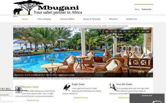 Mbugani East Africa Safaris