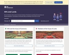 Members.parliament.uk