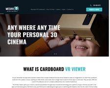 Mesh VR Box