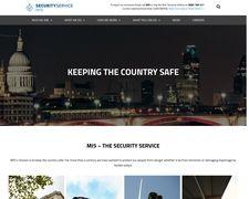 Mi5.gov.uk