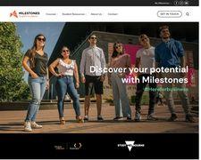 Milestones.vic.edu.au