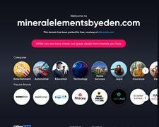 Mineralelementsbyeden