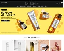 The Official MISSHA US Site