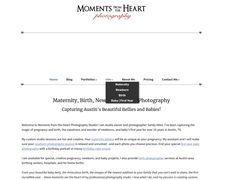 Momentsfromtheheart.com