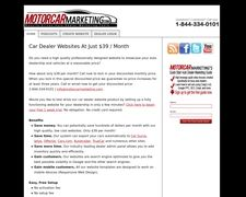 Motorcar Marketing