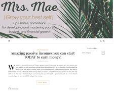 Mrs Mae