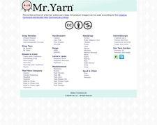 Mr. Yarn