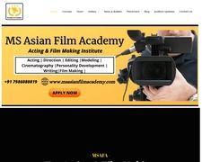 Msasianfilmacademy.com