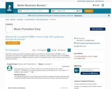 Music Promotion Corp