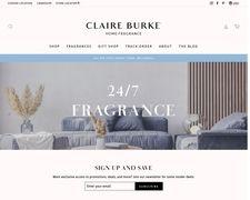Myclaireburke.com