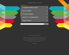 Myflightssearch