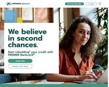 Premier Bank Card