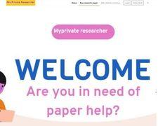 MyPrivateResearcher