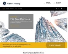 Narrowsecurity.com