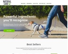 Natural Care Pet Products Online