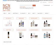 NCN Skincare ‐ Anti