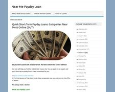 Nearmepayday.loan