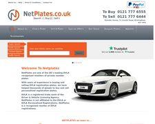 Netplates.co.uk