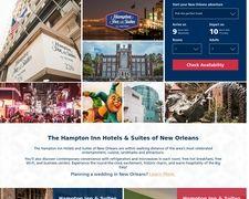 New Orleans Hampton Inn & Suites